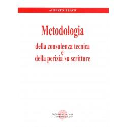Metodologia della consulenza tecnica della perizia su scritture