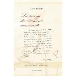 La perizia dei documenti manoscritti